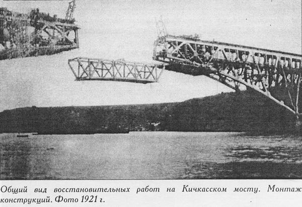 фото кичкасский мост